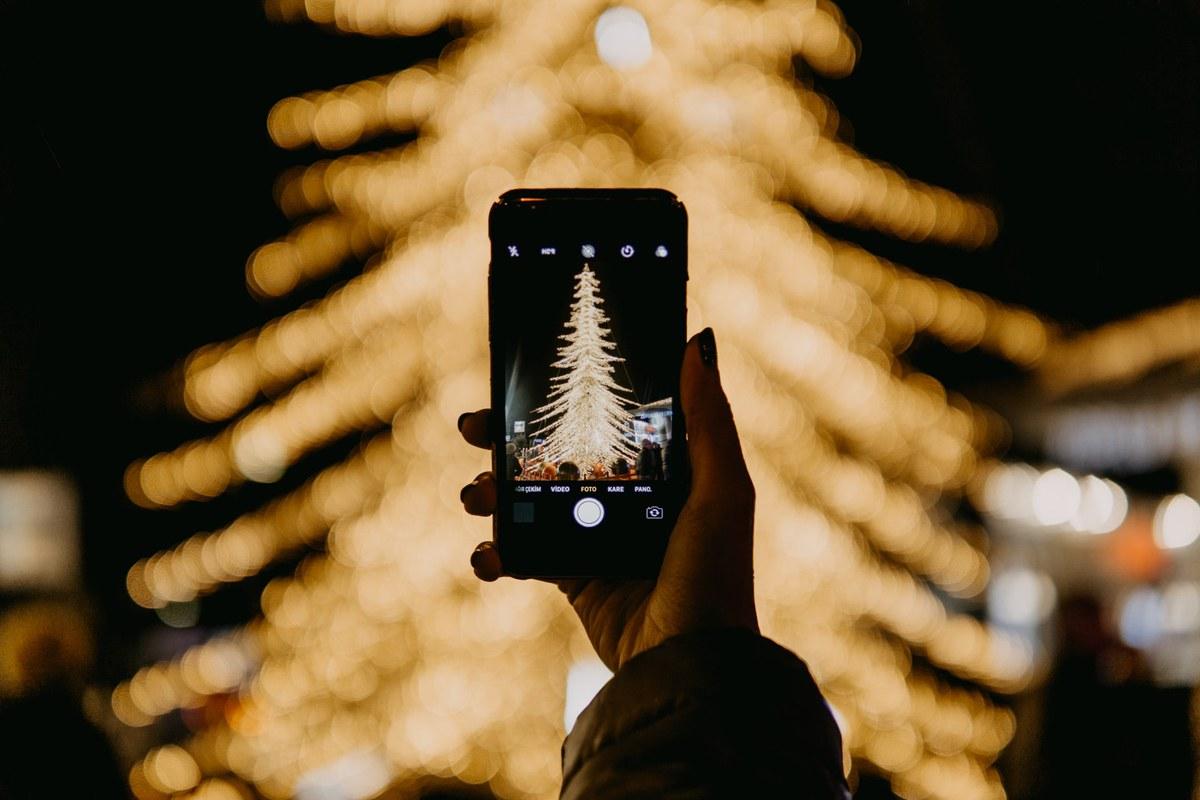Digitalisierung in der Weihnachtszeit