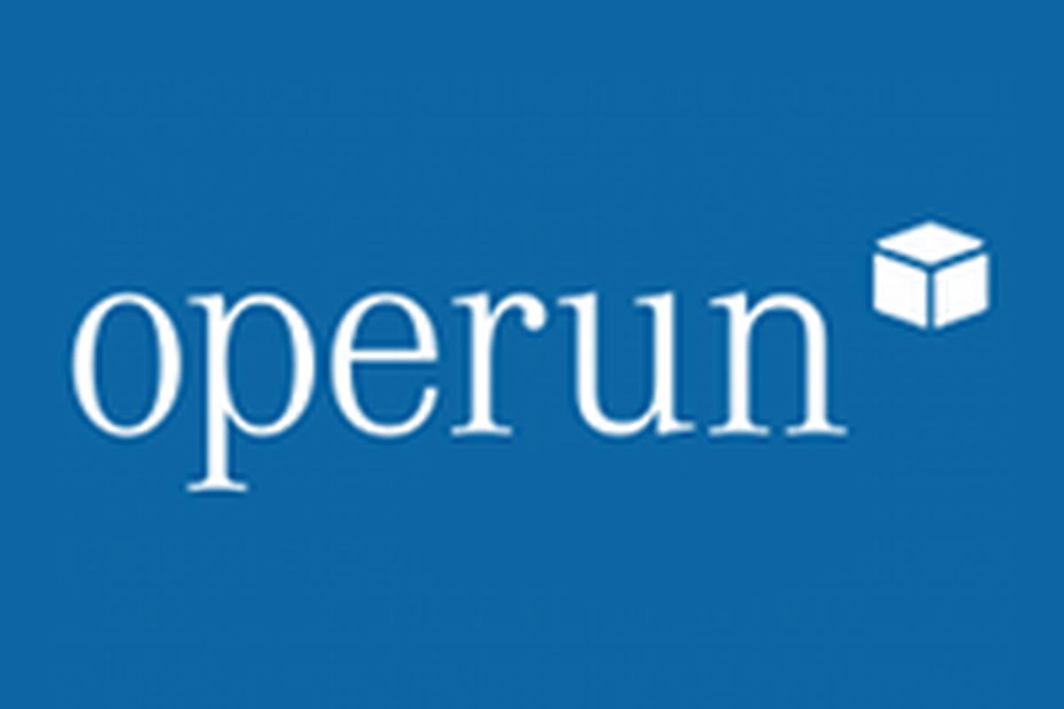 Neues Logo der operun GmbH