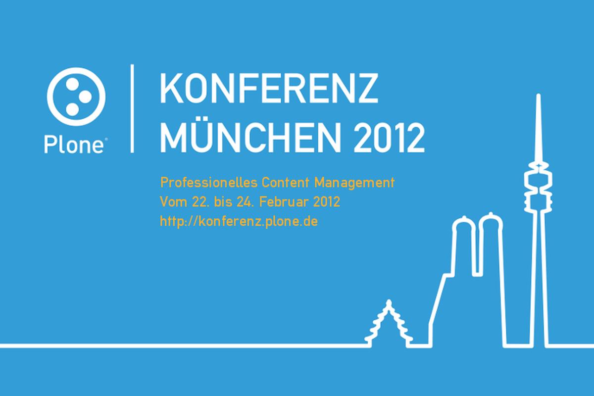 Plone Konferenz München 2012
