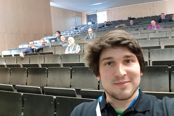 operun auf der Plone Tagung 2019 mit einem Talk zur Plone Android App